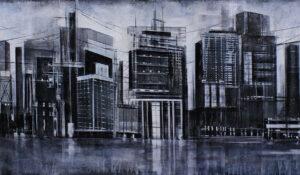 Desaturated City