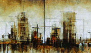 Diptych Towers